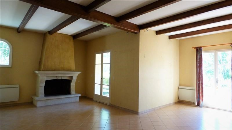 Vente maison / villa Aubignan 372000€ - Photo 2