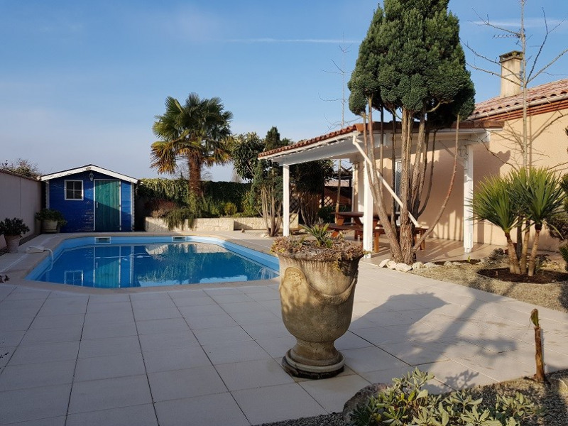 Sale house / villa Boe 292000€ - Picture 3