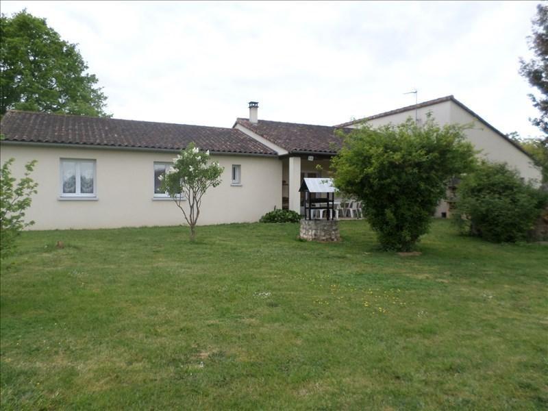 Vente maison / villa Lussac les chateaux 240000€ - Photo 7
