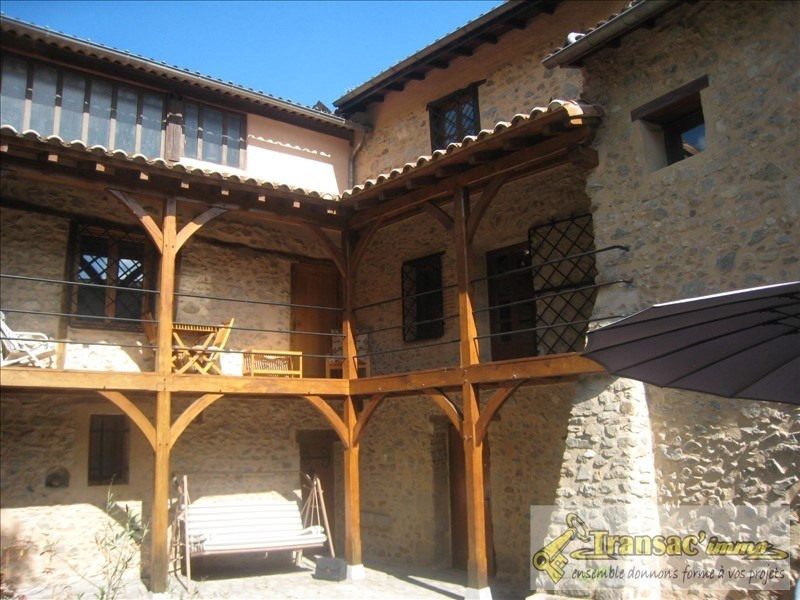 Sale house / villa Puy guillaume 253 200€ - Picture 2