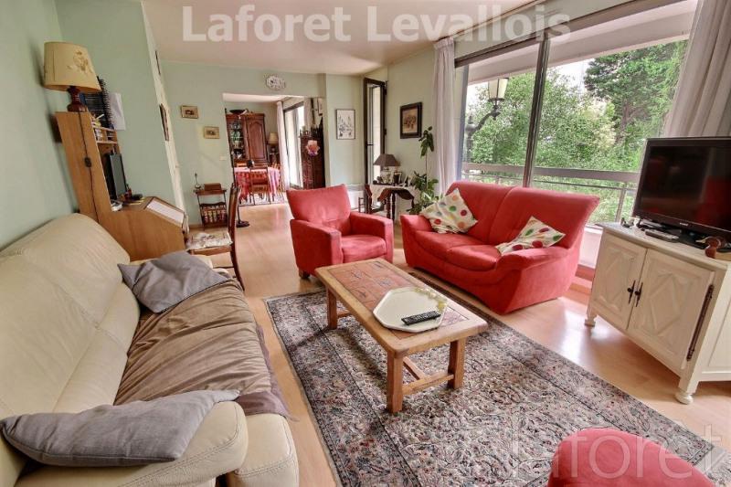 Vente de prestige appartement Levallois perret 1095000€ - Photo 11
