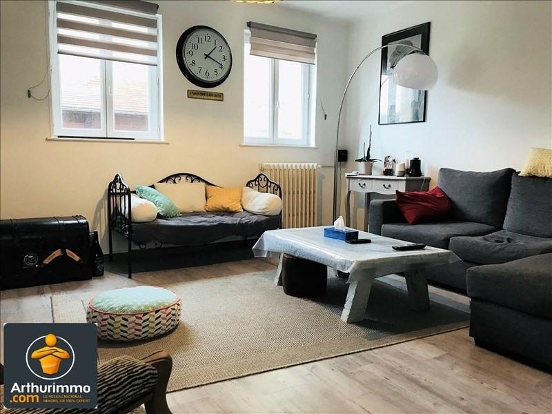 Vente appartement Fecamp 182600€ - Photo 1