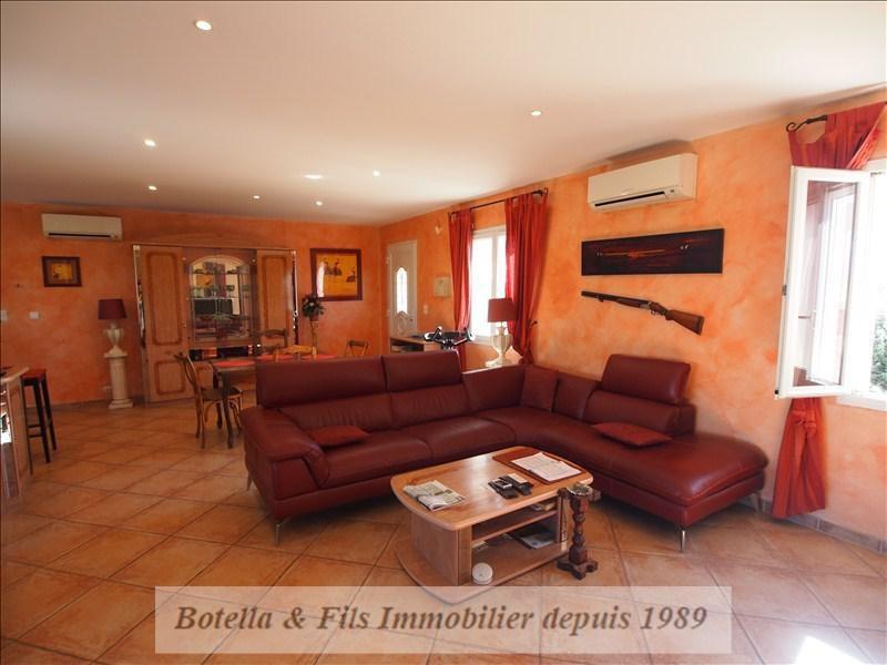 Venta  casa Uzes 392000€ - Fotografía 3