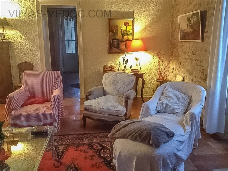 Vente de prestige maison / villa Jau dignac et loirac 890000€ - Photo 7