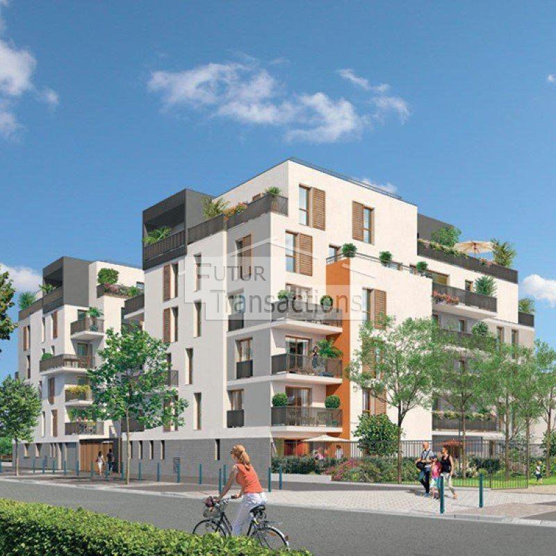 Produit d'investissement appartement La courneuve 275500€ - Photo 2