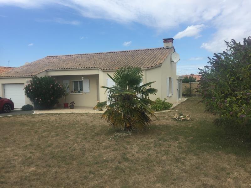 Vente maison / villa Jard sur mer 256880€ - Photo 1