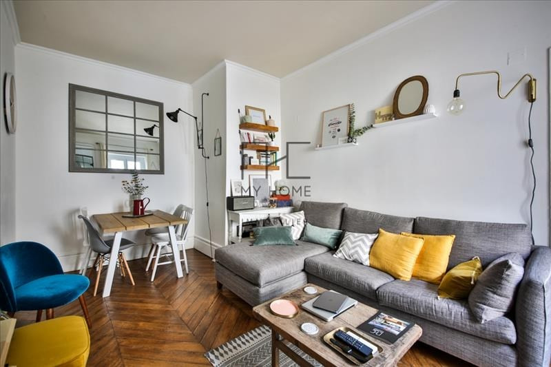 Sale apartment Paris 8ème 432 000€ - Picture 5