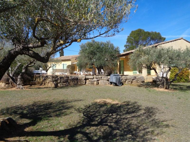 Sale house / villa Salernes 546000€ - Picture 5