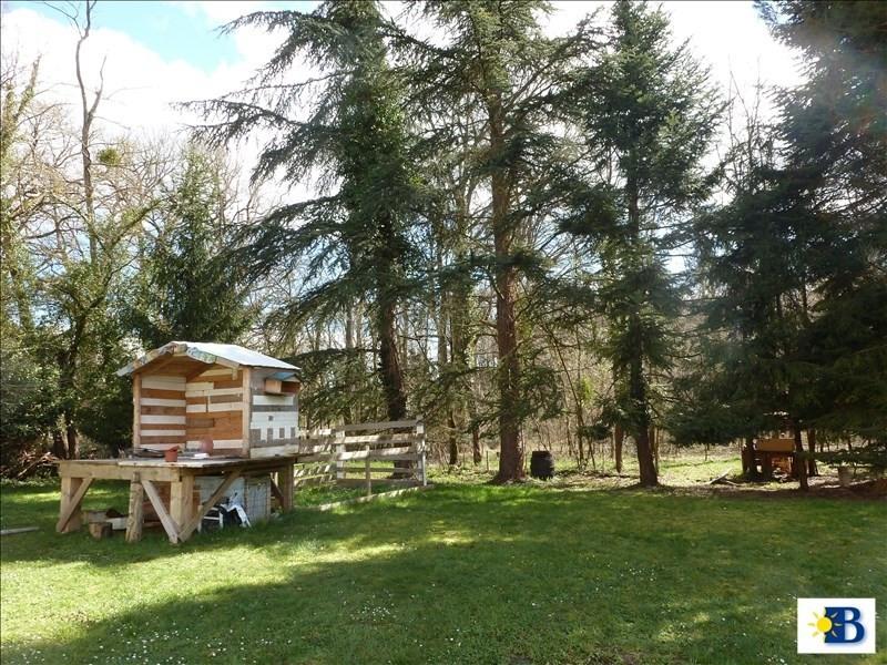 Vente maison / villa Scorbe clairvaux 132500€ - Photo 8