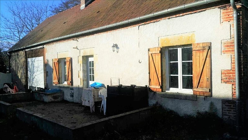 Sale house / villa Guilly 159000€ - Picture 6