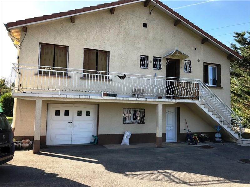 Sale house / villa St quentin fallavier 245000€ - Picture 1