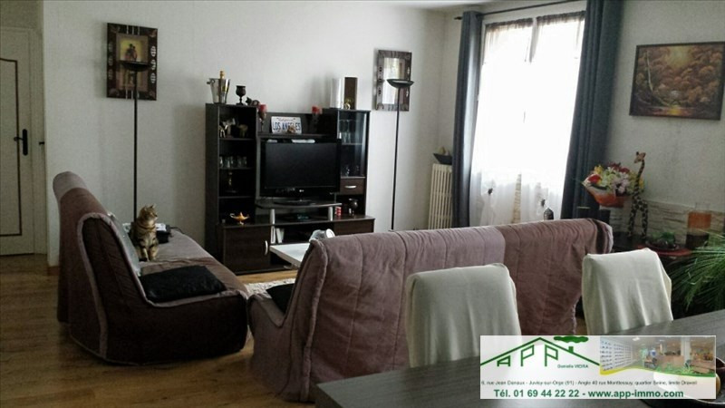 Sale apartment Ris orangis 129 500€ - Picture 2
