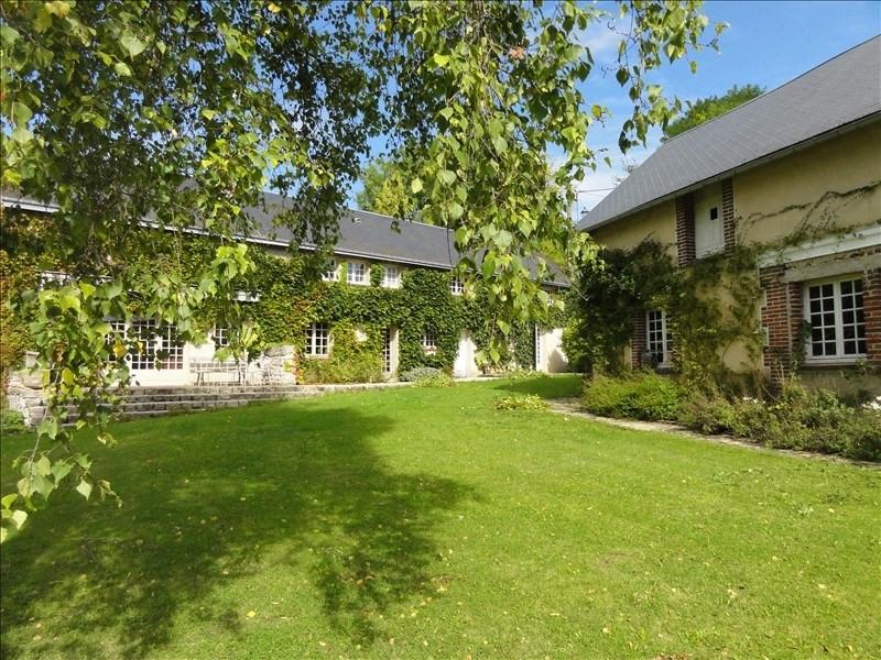 Vente maison / villa Montfort l amaury 735000€ - Photo 1