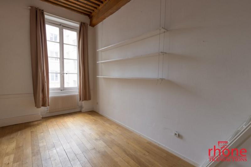 Sale apartment Lyon 1er 164000€ - Picture 3