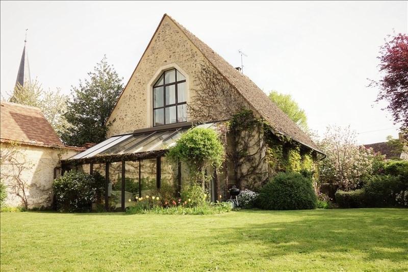 Sale house / villa Montfort l amaury 498000€ - Picture 1