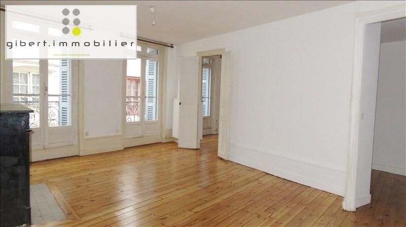 Sale apartment Le puy en velay 85900€ - Picture 1