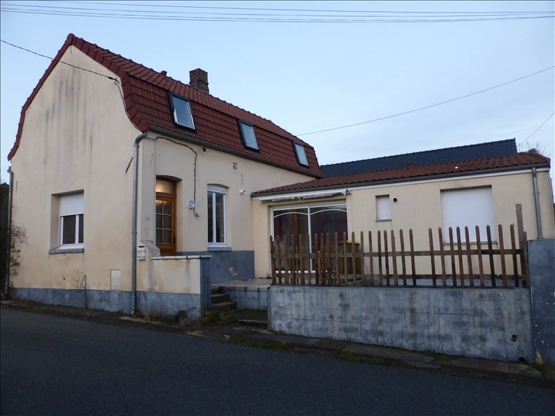 Vente maison / villa Ecquedecques 86 000€ - Photo 1