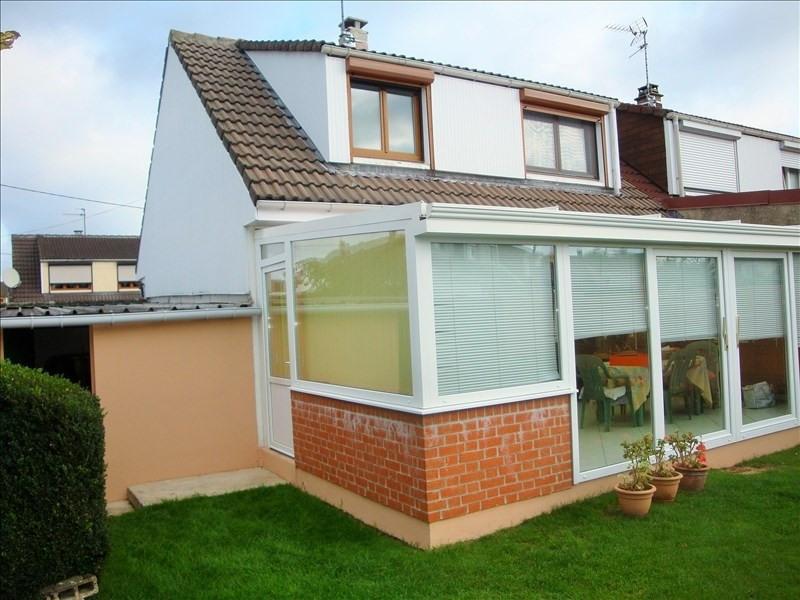 Sale house / villa Vitry en artois 163000€ - Picture 1