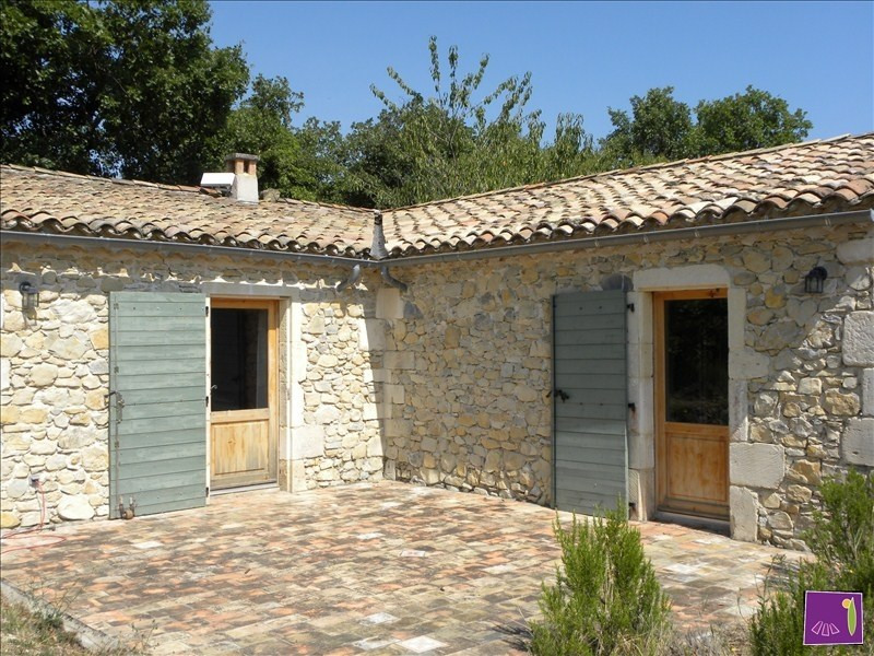 Vendita casa Lussan 269500€ - Fotografia 9