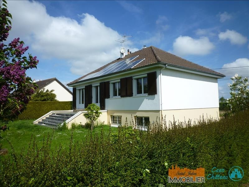 Sale house / villa Caen 235 400€ - Picture 2