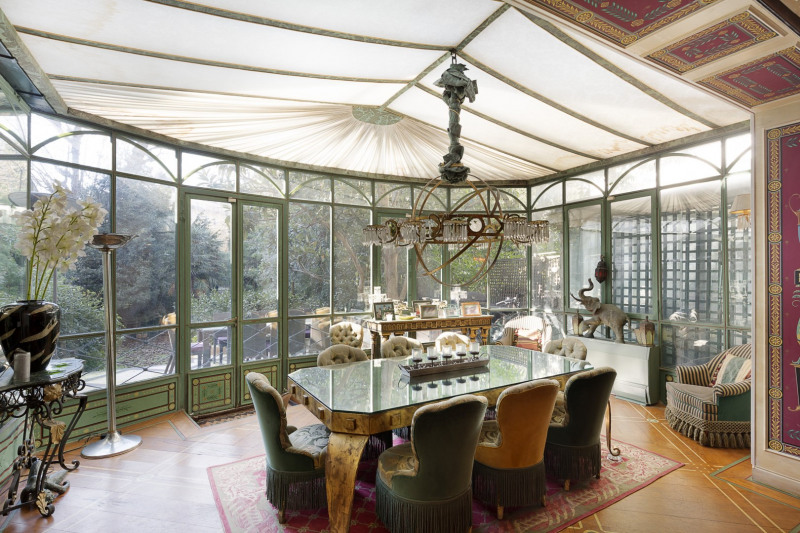 Revenda residencial de prestígio palacete Paris 16ème 11500000€ - Fotografia 6