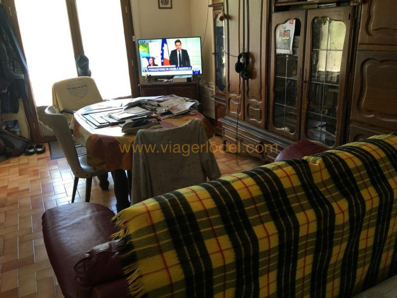 Life annuity apartment Hyères 46 400€ - Picture 1