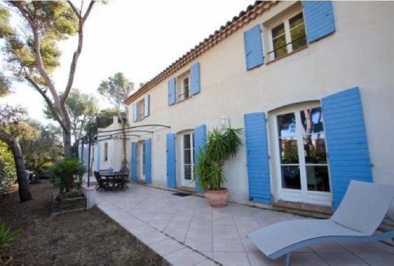 Vente de prestige maison / villa Giens 896000€ - Photo 1