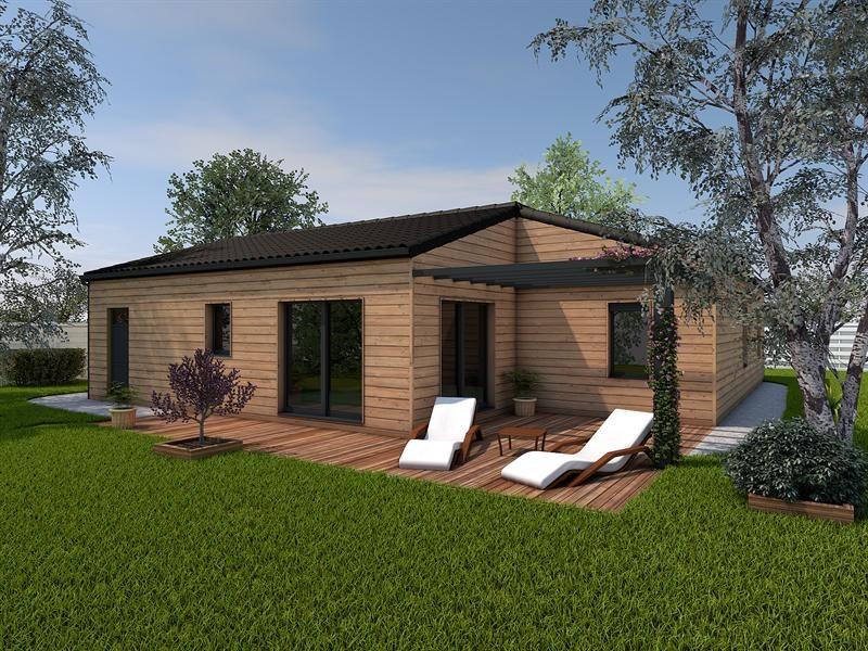 Maison  5 pièces + Terrain 686 m² Nouaillé-Maupertuis par DELRIEU CONSTRUCTION