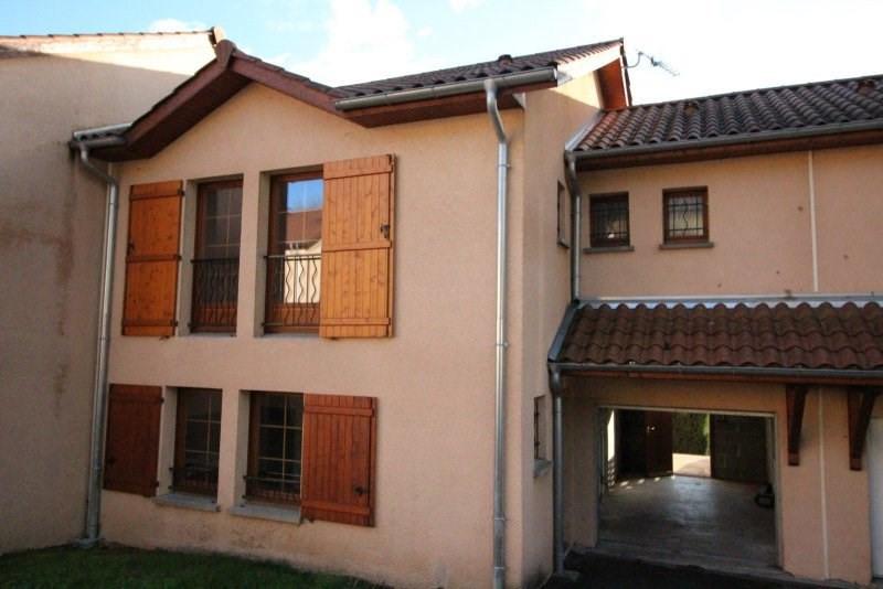 Vente maison / villa Les avenieres 167000€ - Photo 1