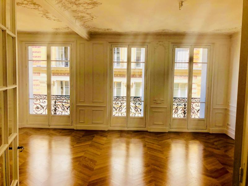 Rental apartment Paris 16ème 3880€ CC - Picture 2