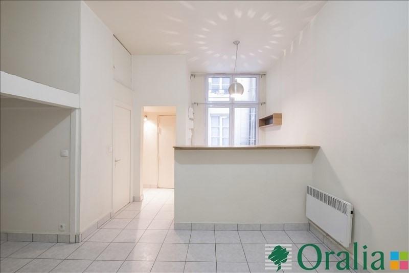 Vente appartement Paris 1er 299000€ - Photo 3