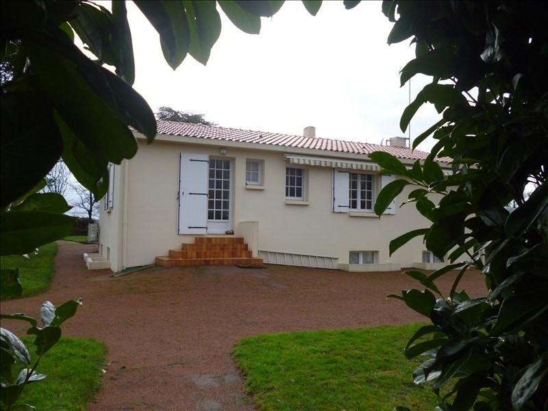 Vente maison / villa L herbergement 188640€ - Photo 1