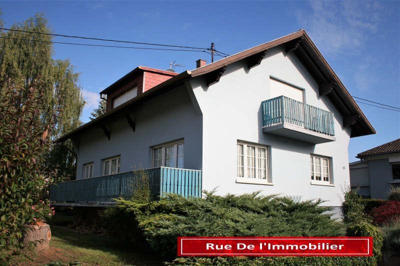 Vente maison / villa Wasselonne 278 780€ - Photo 1