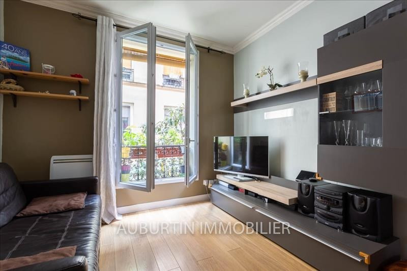 Venta  apartamento Paris 18ème 319500€ - Fotografía 2