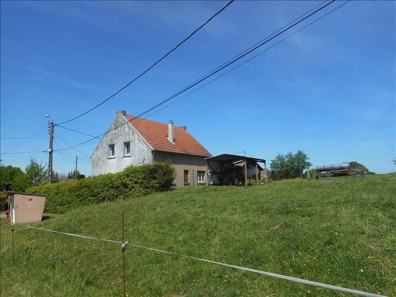 Sale house / villa Prox. sarralbe 116000€ - Picture 1