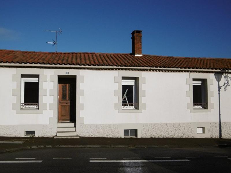 Vente maison / villa La mothe achard 151700€ - Photo 1