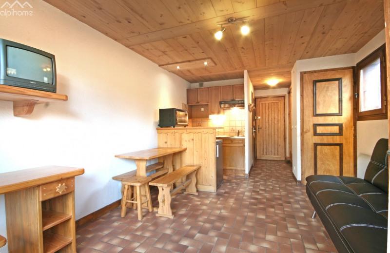 Vente appartement Saint gervais les bains 85000€ - Photo 1
