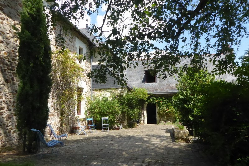 Deluxe sale house / villa Angers 25  mn 373000€ - Picture 6