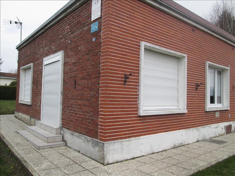Vente maison / villa Aubigny au bac 125000€ - Photo 6