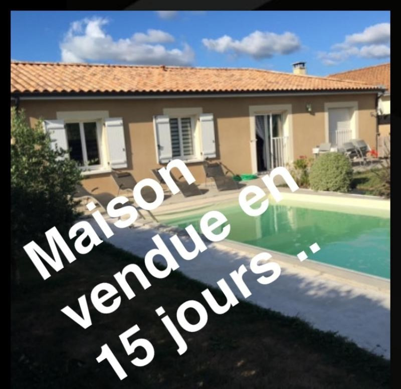 Vente maison / villa St andre de cubzac 209000€ - Photo 1