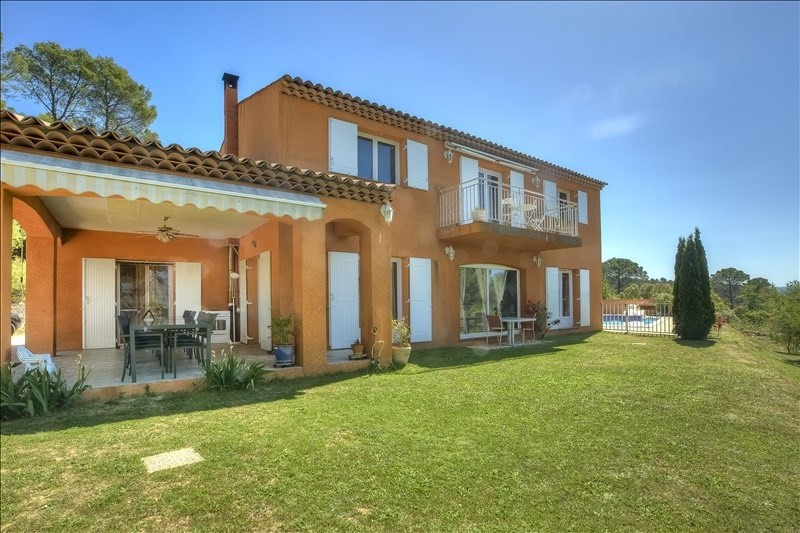 Deluxe sale house / villa Brignoles 634400€ - Picture 1