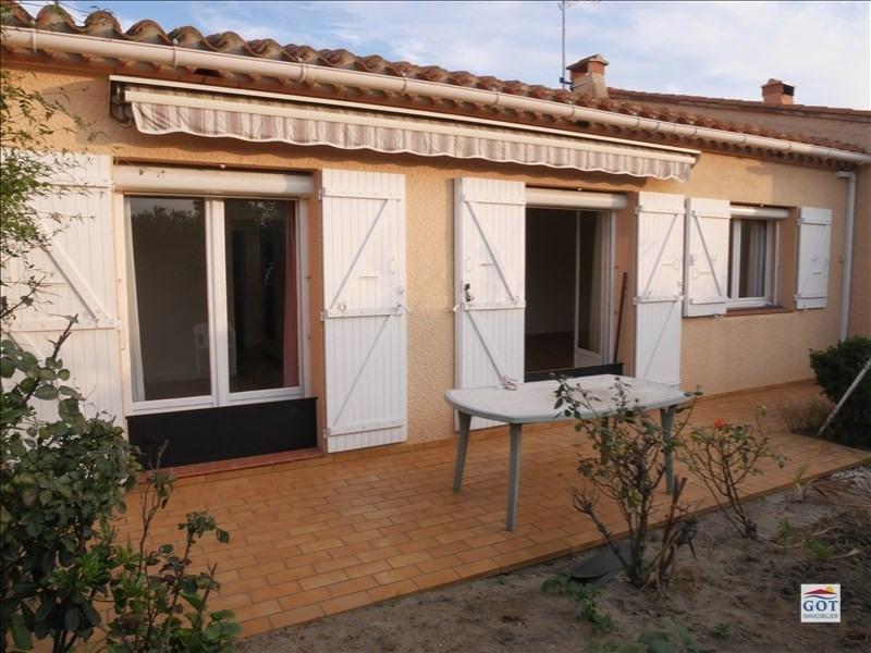 Vente maison / villa St laurent de la salanque 175000€ - Photo 1