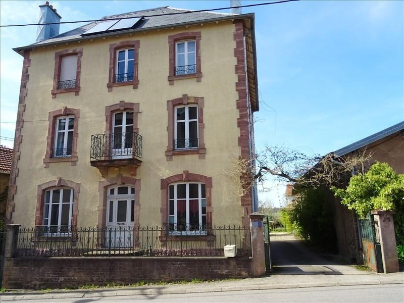 Sale house / villa Pierre percee 178500€ - Picture 2