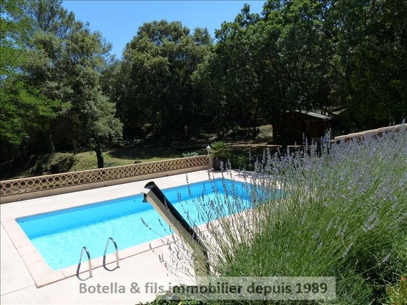Vente maison / villa Goudargues 399900€ - Photo 2