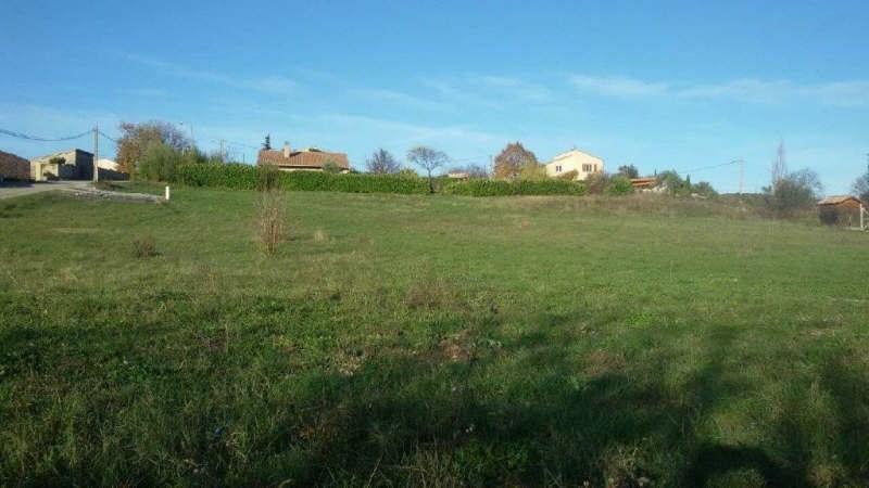 Vente terrain Chomérac 109000€ - Photo 4