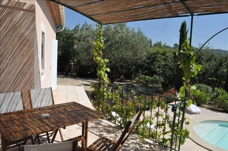 Vente maison / villa Malemort du comtat 518000€ - Photo 5
