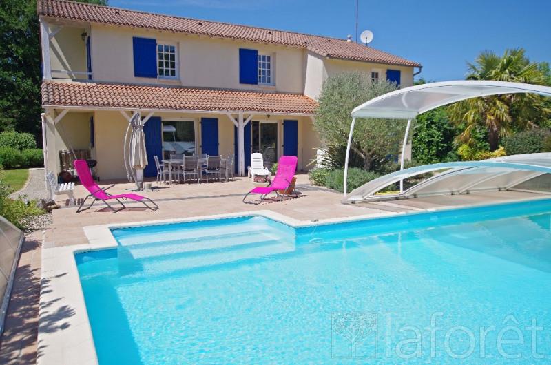 Vente maison / villa Saint christophe du bois 284000€ - Photo 9