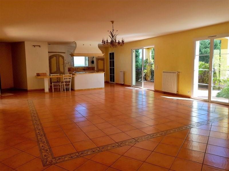 Sale house / villa Villeneuve les avignon 530000€ - Picture 6
