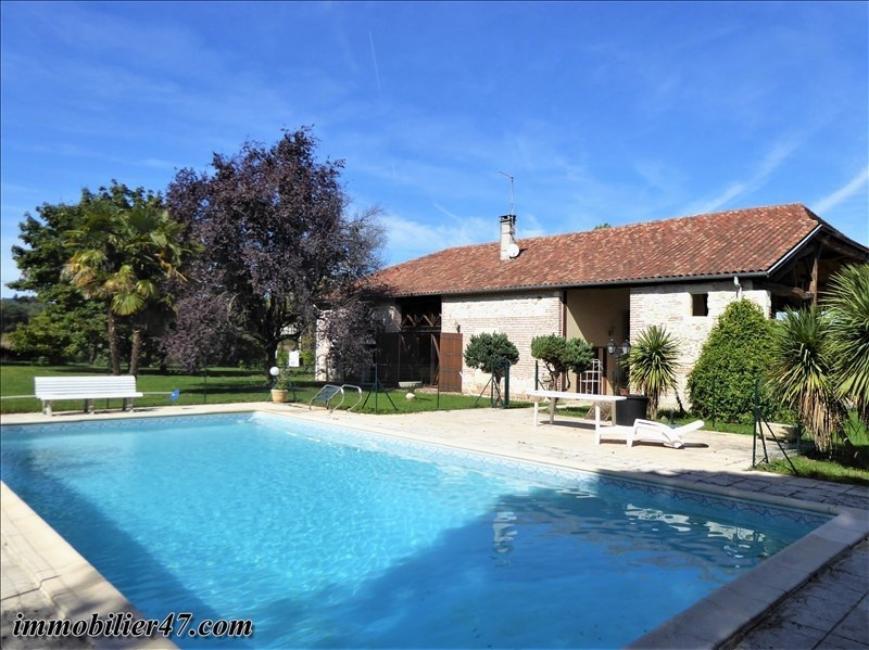 Vente maison / villa Castelmoron sur lot 449500€ - Photo 3