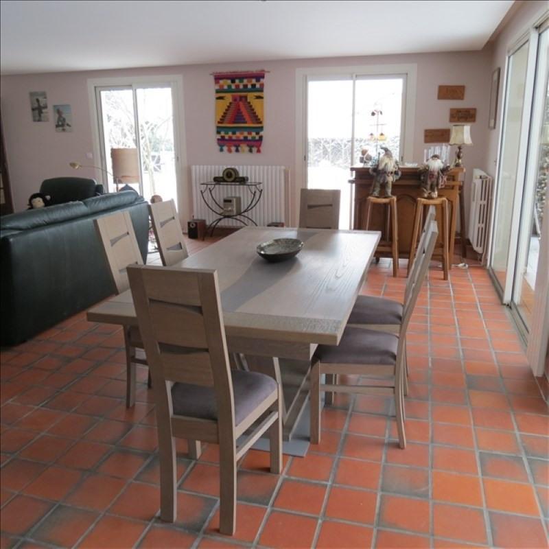 Sale house / villa St romain la motte 329000€ - Picture 6